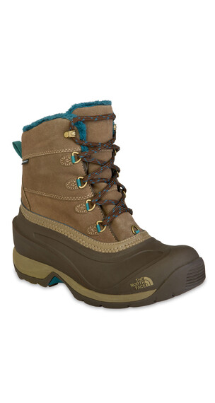 The North Face Chilkat III Schoenen Dames bruin